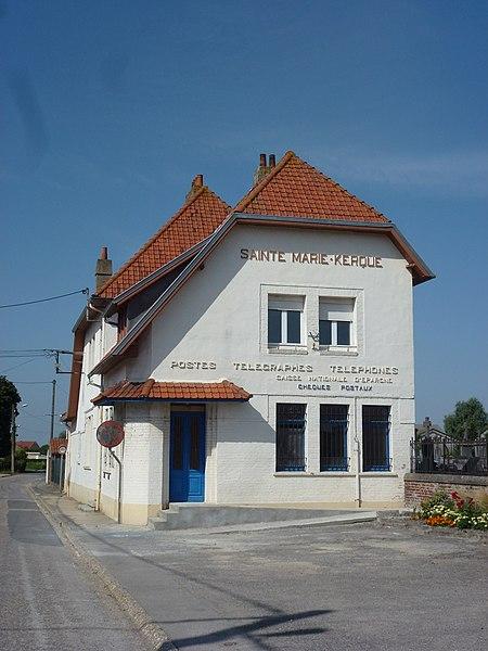 Sainte-Marie-Kerque (Pas-de-Calais) PTT
