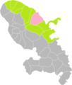 Sainte-Marie (Martinique) dans son Arrondissement.png