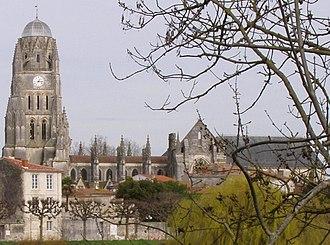 Saintes Cathedral - Saintes Cathedral