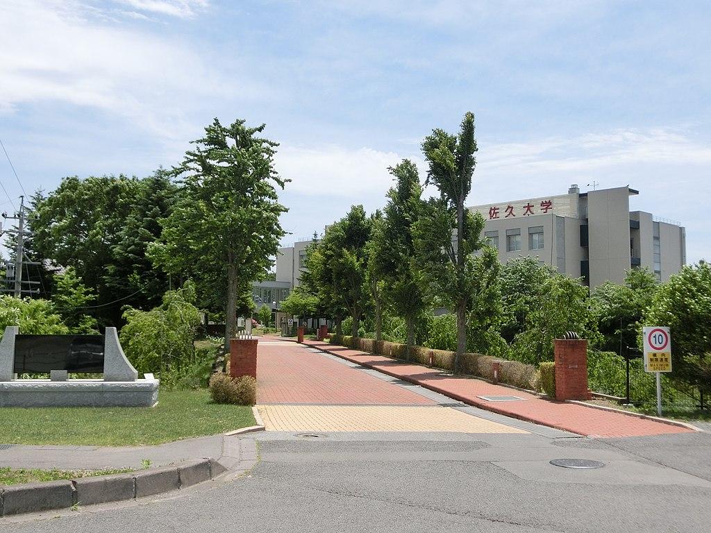 佐久大学画像
