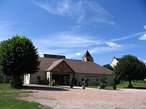 Avant-lès-Marcilly - The Socio-cultural Hall
