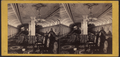 "Saloon of the steamer ""Bristol,"" from aft looking forward, by E. & H.T. Anthony (Firm).png"