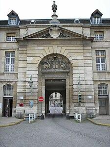 Salpetriere Mazarin Entrance.jpg