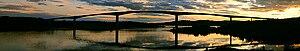 Saltstraumen - Image: Saltstraumbrua 02