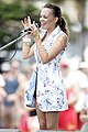 Samantha Jade performs at Bondi Beach (8456808229).jpg