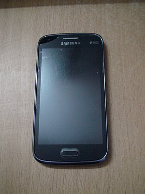Samsung Galaxy Core - Samsung Galaxy Core GT-I8262