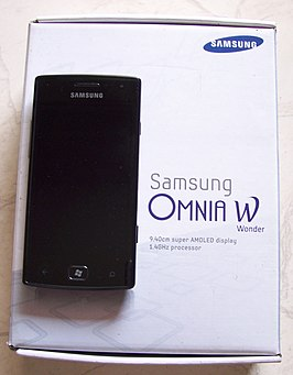 Samsung Omnia W Model no.GT-I8350.jpg