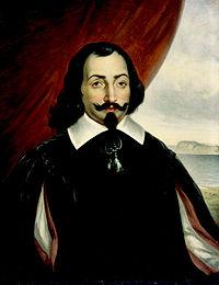 Samuel de Champlain, ontdekkingsreiziger en goeverneur van Nieuw-Frankrijk