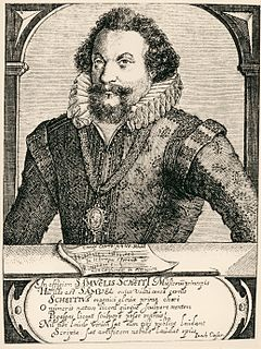 Samuel Scheidt German composer, organist and teacher
