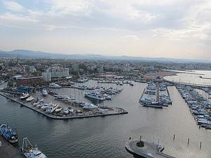 San Giuliano Mare and Rivabella (14-07-2012)