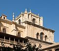 San Jeronimo monastery church Granada Andalusia Spain.jpg