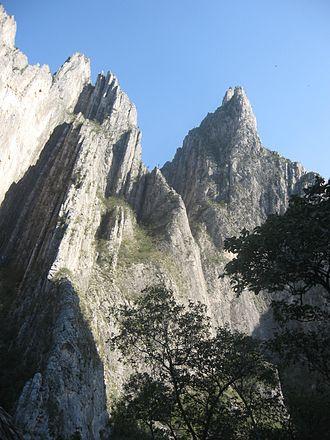 Nuevo León - La Huasteca State Park