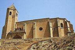 San Vicente de la Sonsierra - Santa Maria la Mayor 01.JPG