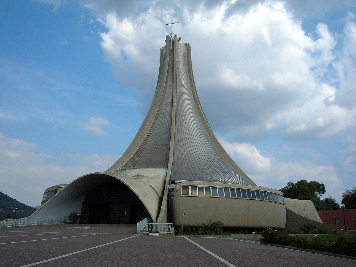 Santuario Di Nostra Signora Di Fatima A San Vittorino