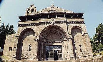 Church of San Flaviano in Montefiascone