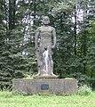 Sankt Augustiner Siegfried Statue P9060647.JPG
