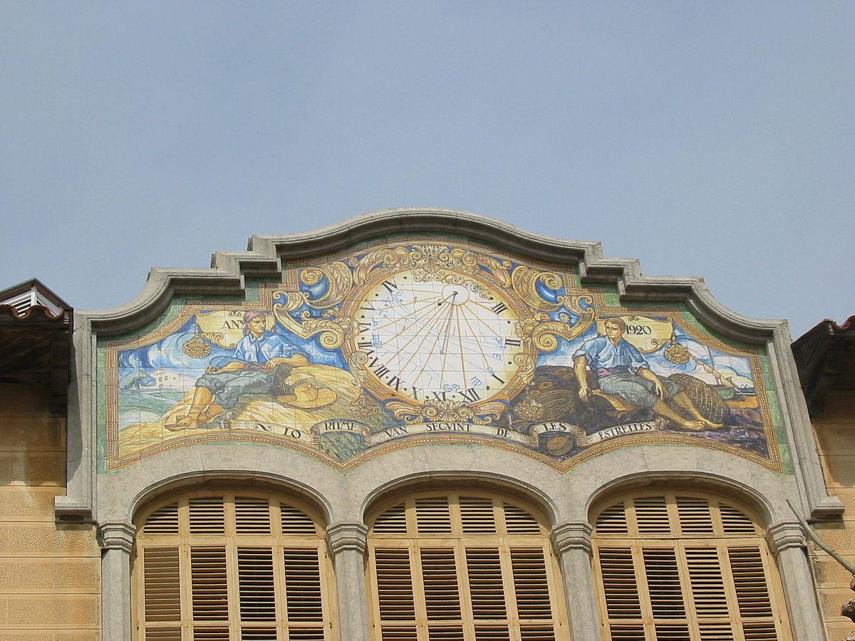 Casa patxot viquip dia l 39 enciclop dia lliure - Casas en sant feliu de guixols ...