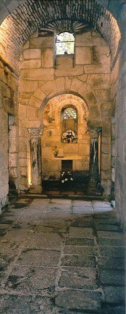 Iglesia de Santa Comba (Bande) - Wikipedia, la