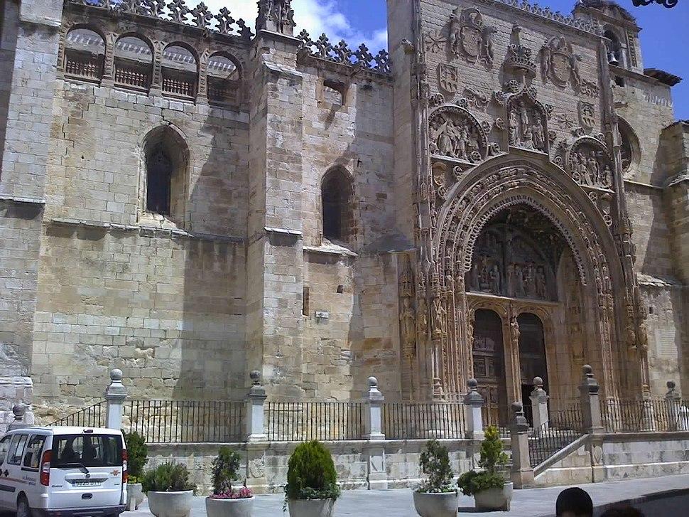 Santa María la Real - Aranda de Duero 20-07-07 1240