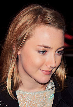 Saoirse Ronan på Toronto International Film Festival 2011.