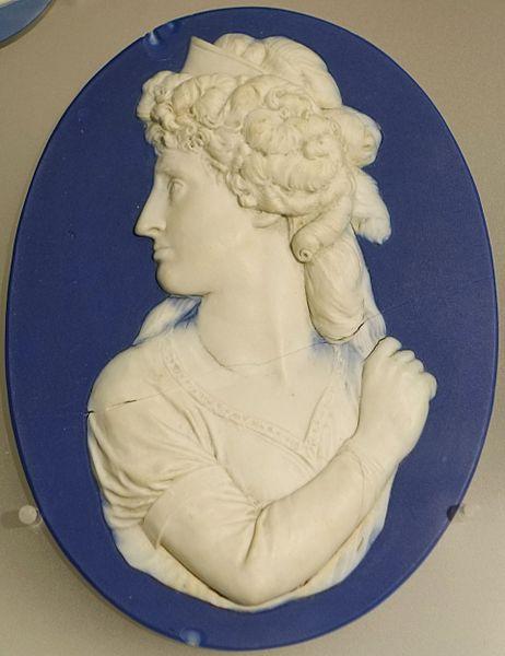 File:Sarah Siddons, 1784 - Wedgwood Museum - Barlaston, Stoke-on-Trent, England - DSC09706.jpg