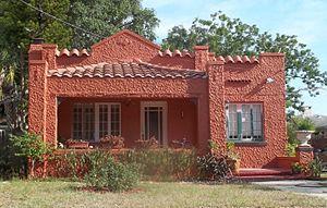 Central–Cocoanut Historic District - Image: Sarasota FL Central Cocoanut HD02