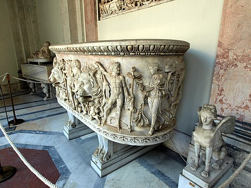 Sarcofago, circa 150 dc. pic2