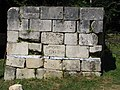 Sarmizegetusa Regia 2011 - West Gate Close Up-1.jpg