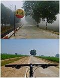 Sarsai City Cycle Highway.jpg