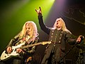 Saxon at The Warfield Theater in San Francisco, opening for Judas Priest.jpg