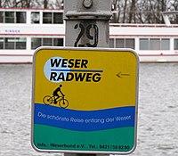 Weser Radweg Karte Pdf.Weser Radweg Wikipedia