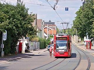 Trams in Halle (Saale) tram system