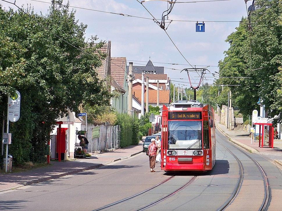 Schkopau Strassenbahn
