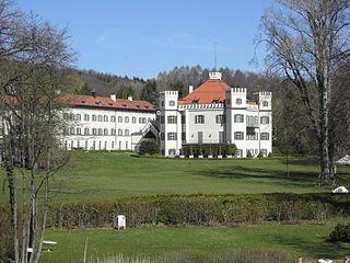 Possenhofen Castle château