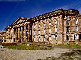 Schloss Wilhelmshöhe Castle, park and museum in Kassel, Germany