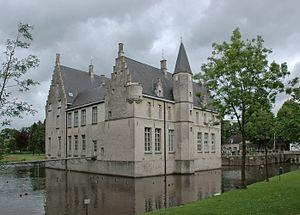 Goubau family - Cortewalle Castle, Beveren.