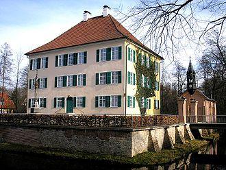 Duke Maximilian Joseph in Bavaria - Image: Schloss Unterwittelsbach