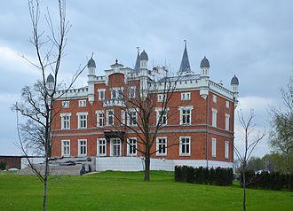 Schloss in Schalscha (Kressengrund)