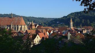 Schwäbisch Gmünd - View from Mt. Zeiselberg