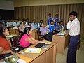 Science Career Ladder Workshop - Indo-US Exchange Programme - Science City - Kolkata 2008-09-17 01407.JPG