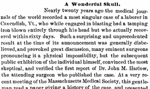 Phineas Gage Wikipedia