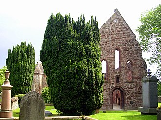 Beauly Priory - Image: Scotland Beauly Priory 2