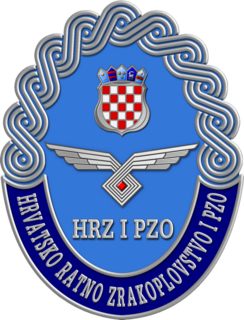 Air warfare branch of Croatia