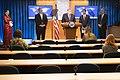 Secretary Pompeo, Secretary Esper, Attorney General Barr, and National Security Advisor O'Brien Hold a Press Availability (49994643223).jpg