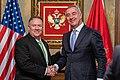 Secretary Pompeo Meets President Milo Djukanovic (48840948633).jpg