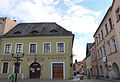 Sedlaczek na Rynku w Tarnowskich Górach.jpg