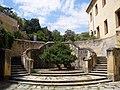 Segovia - Monasterio de Santa Cruz la Real-IE Universidad, exterior 02.jpg