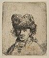 Self-Portrait in a Fur Cap- Bust MET DP814315.jpg
