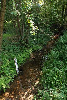 Kobilje Creek