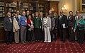 Senator Stabenow meets wih members of the Michigan Housing Commission. (16659075650).jpg